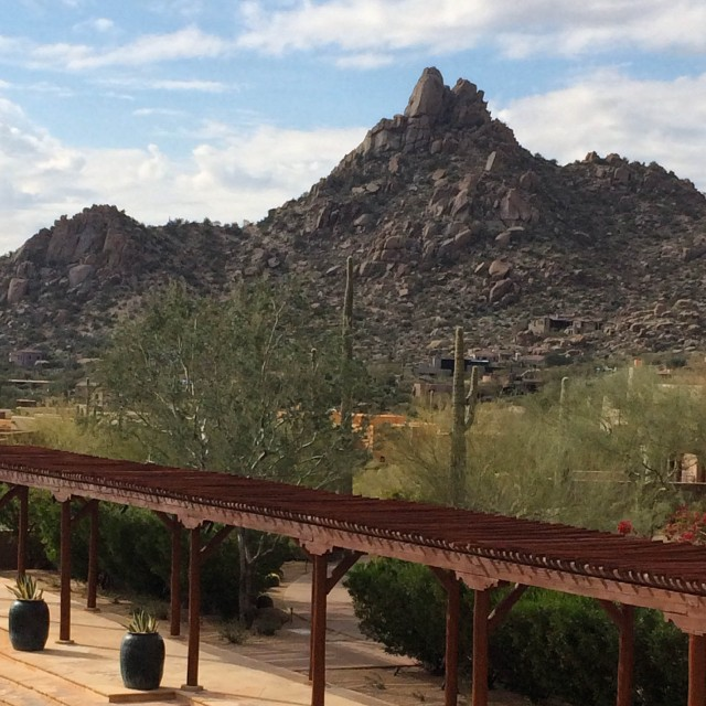 Travel Like A Local, Four Seasons Scottsdale, Photo by PointsandTravel.com