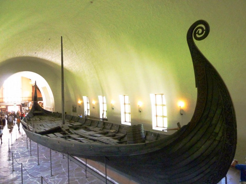 "Viking Ship Museum, Oslo, Norway and the ""#1 Luxury Cruise Ship in the World"" that Americans Have Never Heard Of"