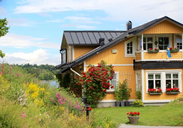 Utopia in Vaxholm, Sweden
