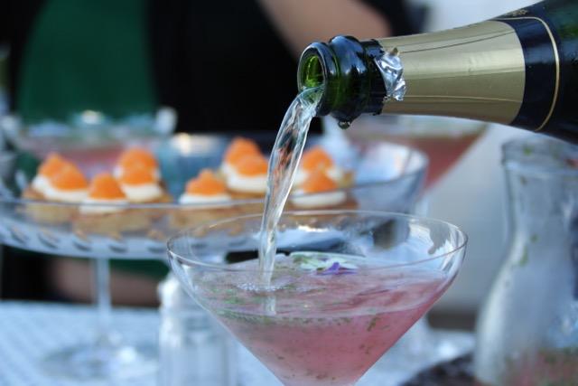 Utopia in Vaxholm, Sweden, cocktail, elixir