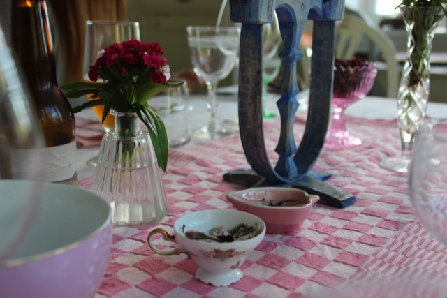 Utopia in Vaxholm, Sweden, Husmor Lisa Restaurant
