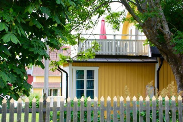 Utopia in Vaxholm, Sweden,