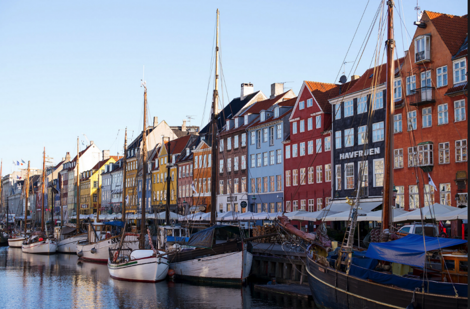 Nyhavn, Copenhagen, Denmark, Things to do in Copenhagen, Denmark