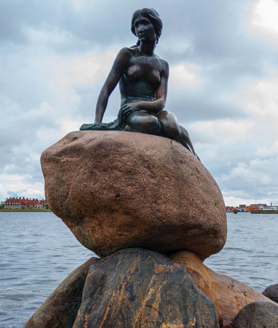 near Nyhavn, Copenhagen, Denmark, Things to do in Copenhagen, Denmark