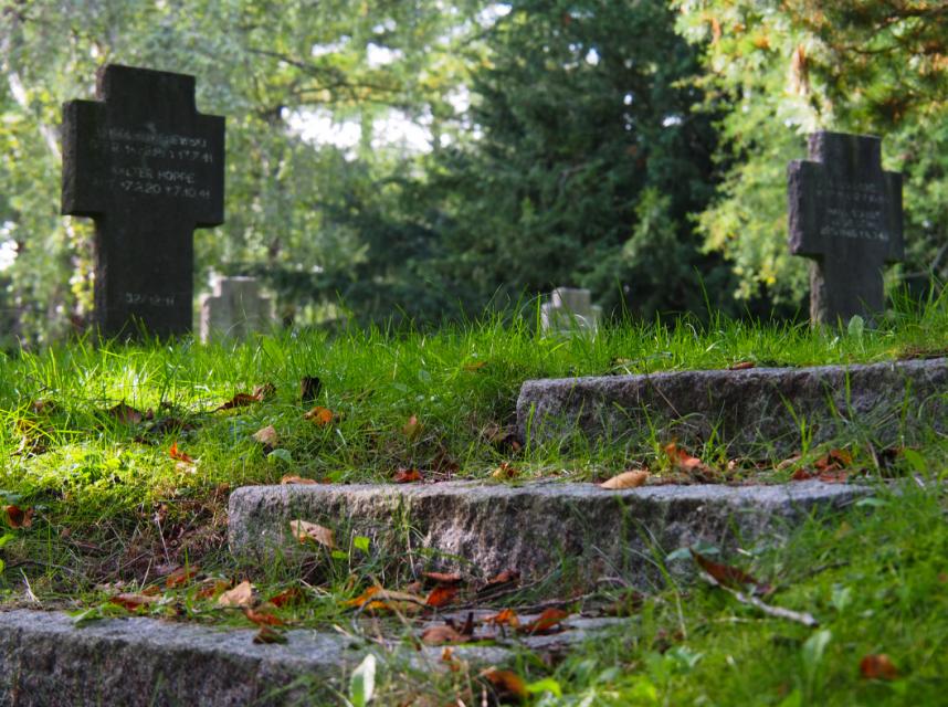 Bispebjerg Cemetery, Copenhagen, Denmark, Things to do in Copenhagen, Denmark