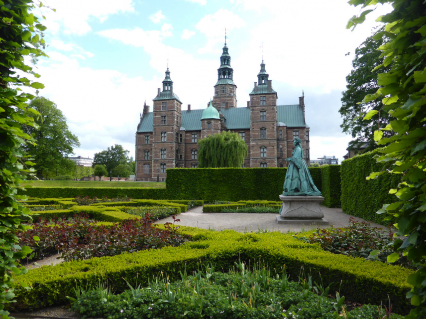 Rosenburg Castle, Copenhagen, Denmark, Things to do in Copenhagen, Denmark