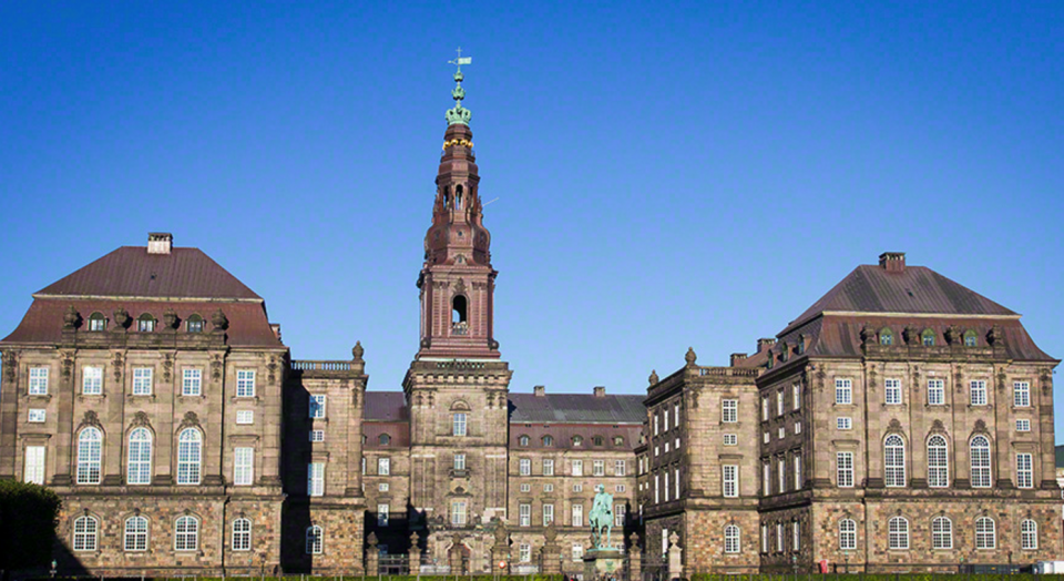 Christiansborg Palace, Copenhagen, Denmark, Things to do in Copenhagen, Denmark