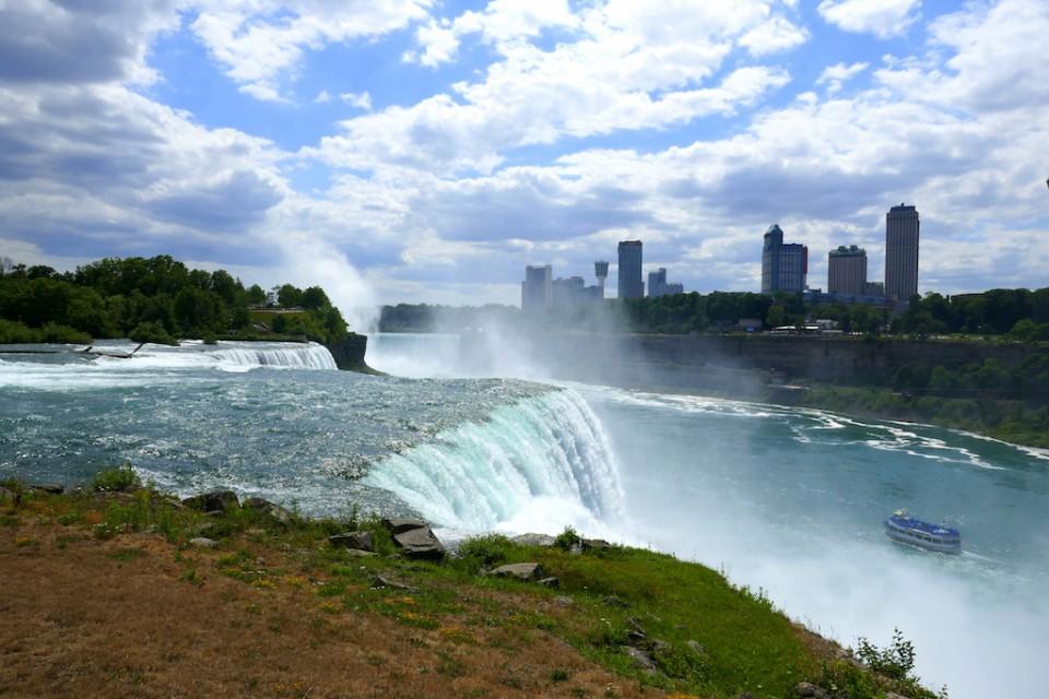 Niagara Falls by Susan Lanier-Graham copy
