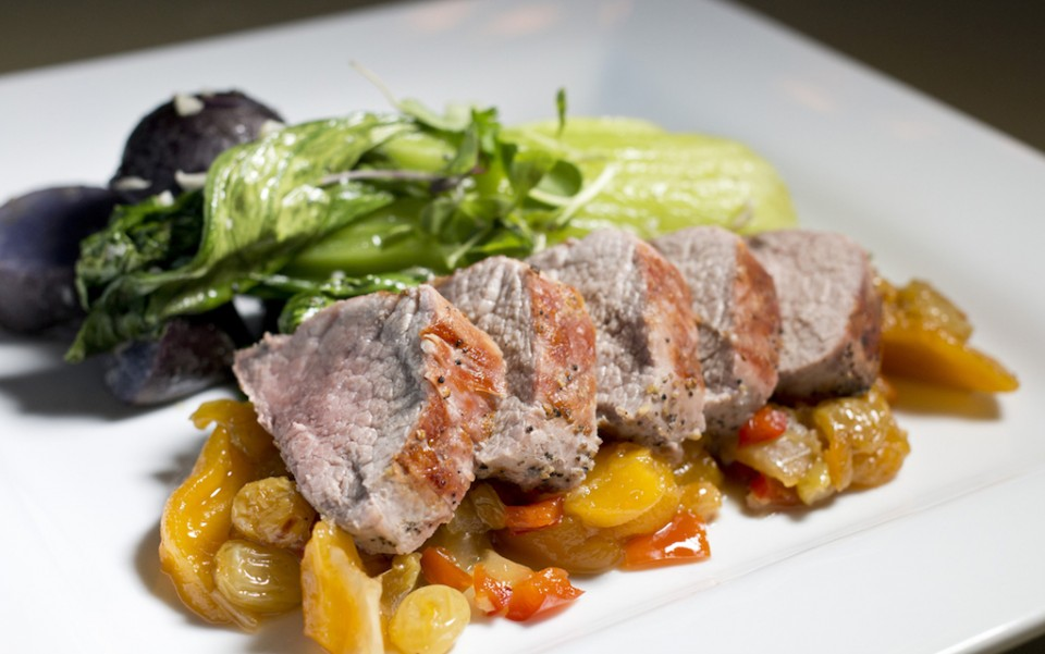 Pork Tenderloin - Photo by: MikesRoadTrip.com