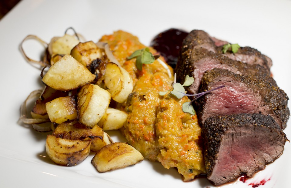 Elk Tenderloin - Photo by: MikesRoadtrip.com