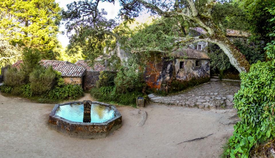 Convento dos Capuchos Sintra Portugal HoneyTrek.com