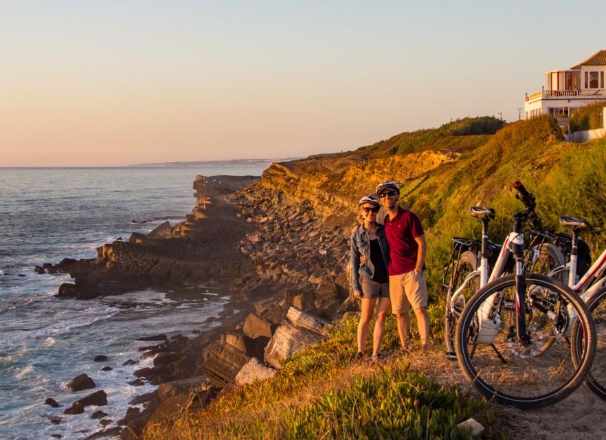 Rent Bikes in Sintra Portugal HoneyTrek.com