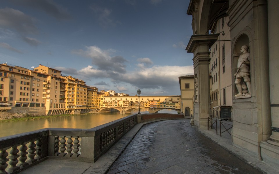 Florence before the crowds arrive