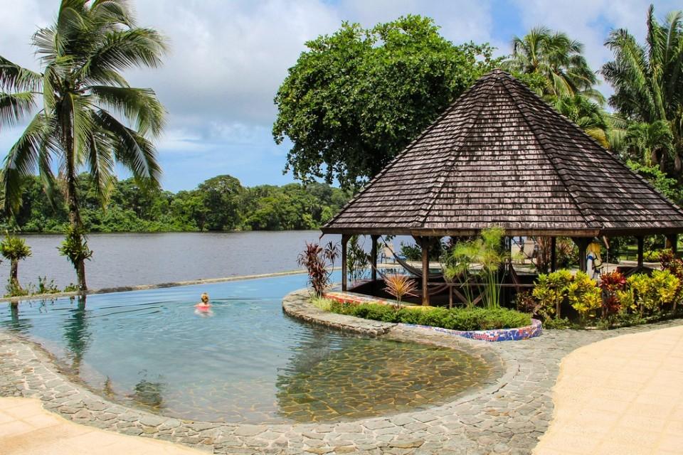 Tortuga Lodge - Tortuguero - HoneyTrek.com