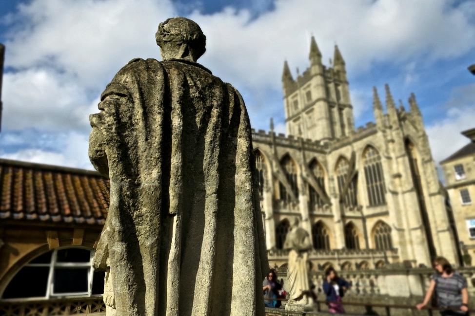 Bath Abbey Angie Away OMGB