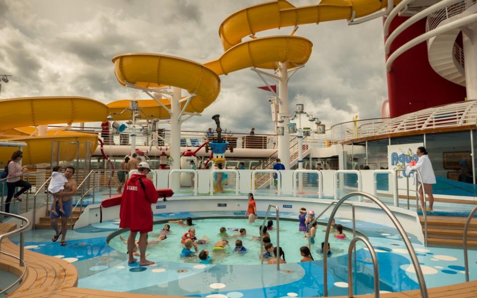 Disney Cruise - Pool