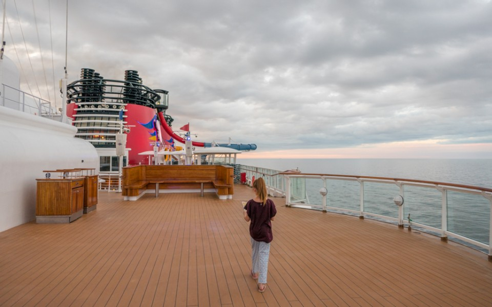 Disney Cruise for families