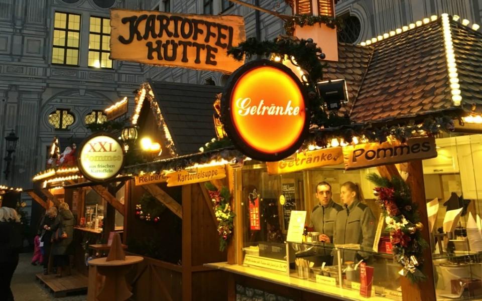 German Christmas Markets Location-Travelocity