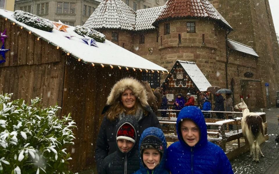 German Christmas Markets Weather-Travelocity