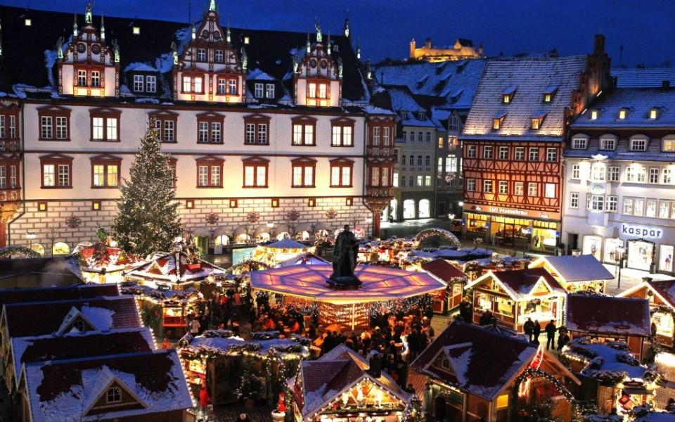 German Christmas Markets Charm-Travelocity