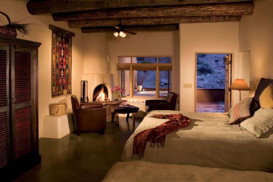 Ojo Caliente in New Mexico - Cliffside-suite