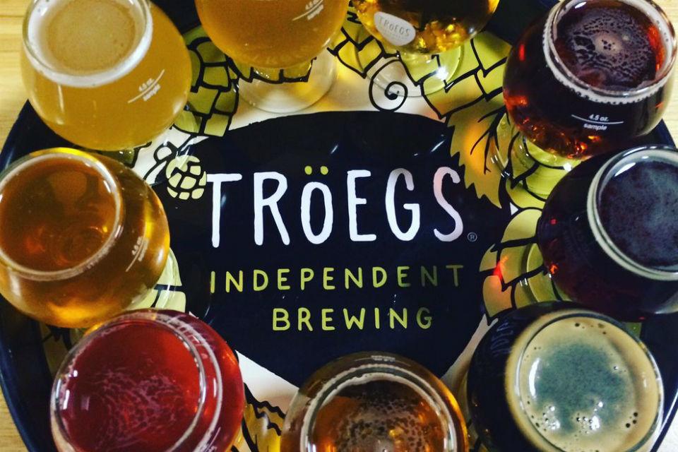Seasonal Brews at Troegs Independent Brewing