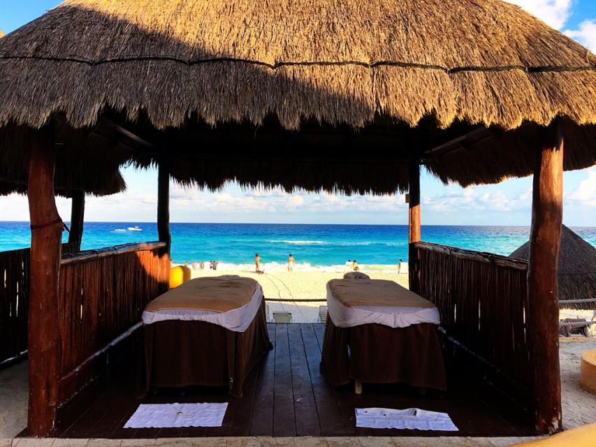 Luxury Family Accommodations - Fiesta Americana Condesa Massage in Cancun