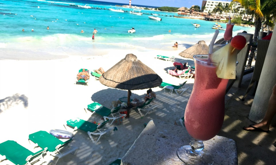 Warm Winter Getaways with angieaway - Cancun, Mexico
