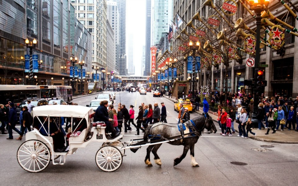 Chicago sparkles during December, so we've found the best events to celebrate the holidays in Chicago.
