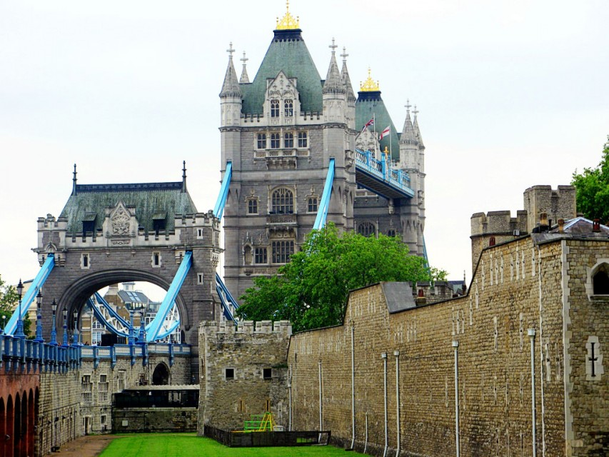 Where to Take Your Kids in 2017 - The Tower of London in England
