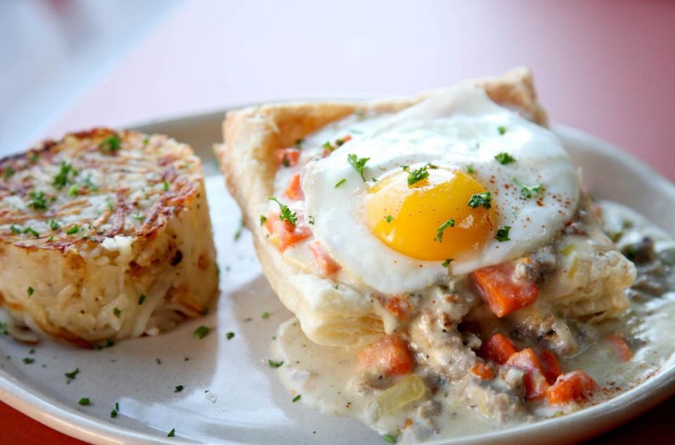 Snooze: an AM Eatery in Denver - Breakfast Pot Pie