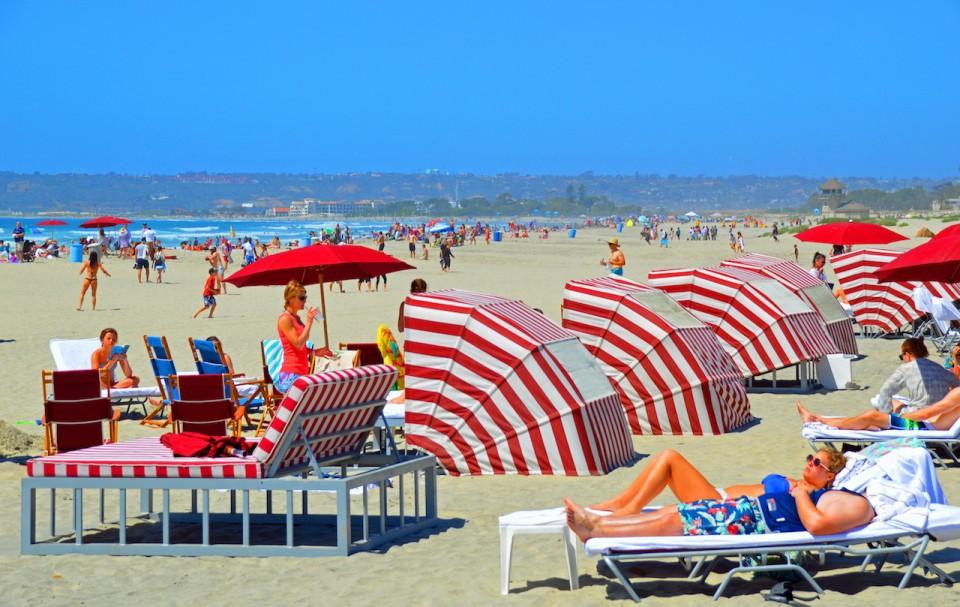 Photo by Marilyn Jones of TravelwithMarilyn - Coronado Island, San Diego