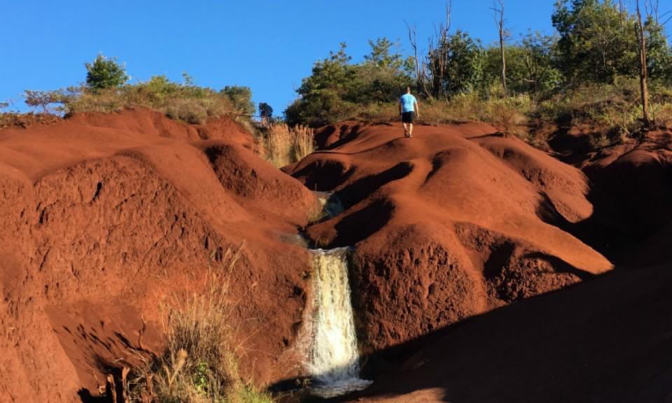Kauai - Hiking the Falls with Angie Away