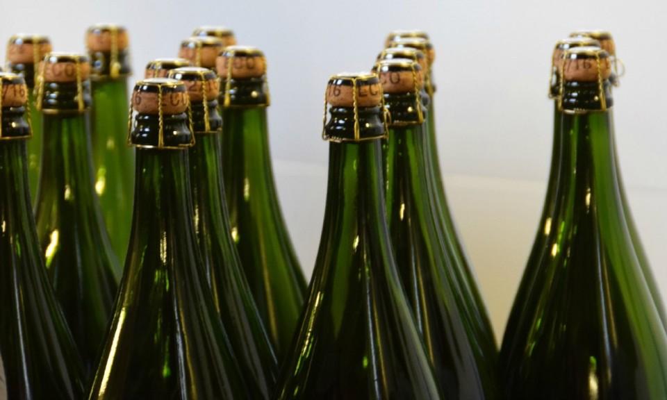 Gramona bottles