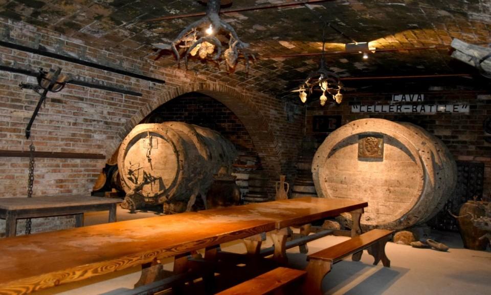 Gramona cellar