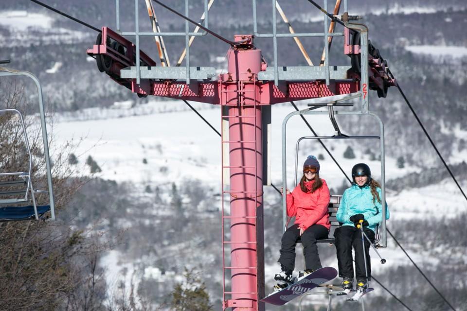 Family Friendly Ski Resort PA