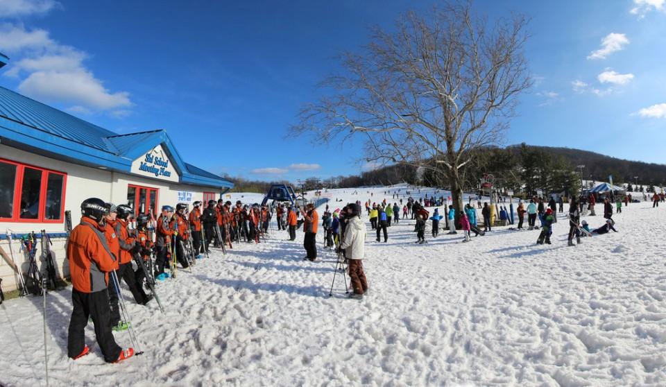 Family-Friendly Ski Resort Pennyslvania