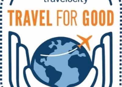 Travel for Good Logo