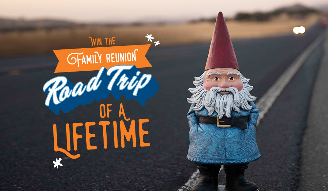 Travelocity and Thrifty Car Rental name summer 2021 the official season of family reunions and give away two $25,000 road trips